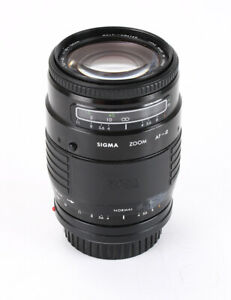 35-135MM 35-135/3.5-4.5 SIGMA AF FOR EARLY MINOLTA MAXXUM ONLY/204319