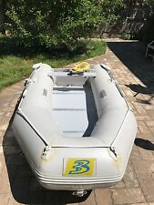 BALTIK Inflatable Boat (11FOOT) With Wooden Panel Floor [BW110]