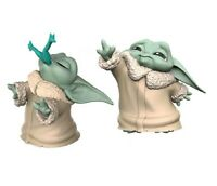 PRE ORDER Star Wars: Froggy Snack& Use The Force Mndalorian Yoda Action Figure