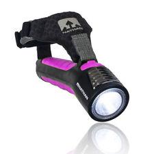 Lampes torche et lampes de poche violet pour camping et randonnée
