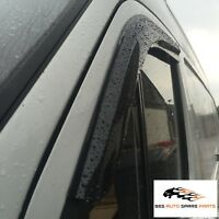 FORD TRANSIT CUSTOM 2013 Onwards Wind Sun Rain Deflector Visor SET (2 PCS)