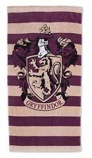 Harry Potter Gryffindor Printed Towel  100% Cotton Beach And Bath Towel GIFT