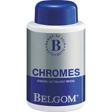 BELGOM CHROMES - BIDON 250 CC
