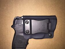 IWB Holster - Smith & Wesson M&P Bodyguard w/ Laser - Adjustable Retention