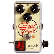 JHS Electro Harmonix EHX Modified Soul Food Overdrive Effects Pedal Meat&3 Mod