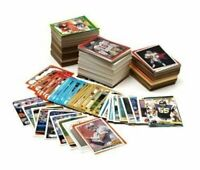 HUGE LOT: 500 NFL Football Cards in a Gift Box w/ Cards from 90s to Current