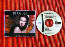 MONICA NARANJO - SOBREVIVIRE   REMIXES   5-track jewel case CD Maxi-Single