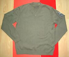 Pullover EDC by Esprit  Vintage Gr. XXL Slim fit wie XL Khaki
