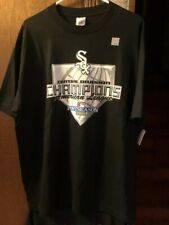 CHICAGO WHITE SOX CENTRAL DIVISION CHAMPIONS 2008 SIZE XL NEW