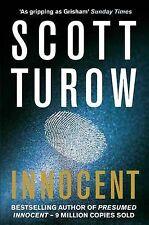 Innocent By Scott Turow - New