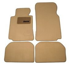 BMW Floor Mats for 7 SERIES 740i  E38  1994 - 2001  Set of 4 Beige  82111469538