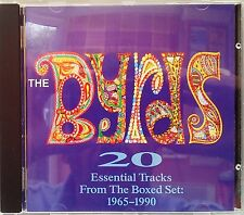 The Byrds - 20 Essential Tracks From The Boxed Set: 1965 - 1990 (CD 1992)