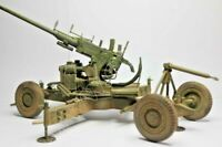 1/16 scale WWII Bofors 40 mm AA gun  Model Kit  (LASERCUT PARTS)  ORIGINAL PRINT