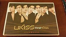 Ukiss first kiss dvd japan jp rare kpop k-pop bts got7 btob b.a.p exo b1a4 nuest
