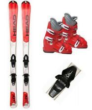 140CM HEAD STAR LINK SKIS + TYROLIA BINDINGS +HEAD J3 BOOT MEN WOMEN KID PACKAGE