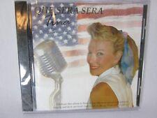 Tina Smith Que Sera Sera CD NEW