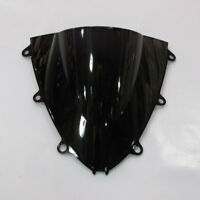 Double bubble Motorcycle CBR1000RR 2008-2011 Black For Honda Windshield Screen