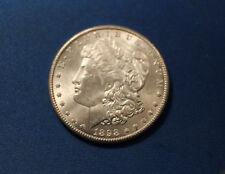 1898 O Morgan silver dollar Uncirculated