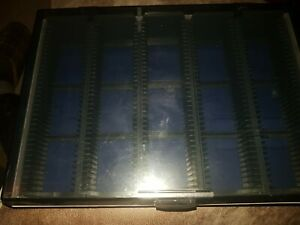 Photax Eclipse Slide Case Holds Up To 180 Transparencies used in good condition