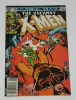 Uncanny X-Men #158 3rd Appearance of Rogue 1982 Marvel Comics VF