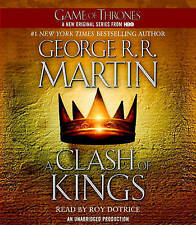 NEW A Clash of Kings: A Song of Ice and Fire: Book Two (Game of Thrones)
