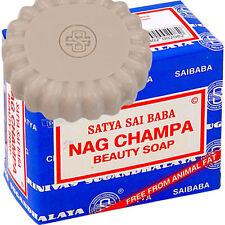 Kheops International - Nag Champa Natural Soap - Large 150 gm (5oz.) Bar (70005)