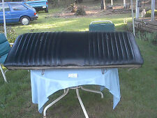 Ford torino 1968-69 ???? black of top of rear seat only