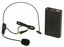 Funk Headset PORTHEAD8 203,5 Mhz. für IBIZA Port 8 , Port 9 , Port 10 VHF Funk
