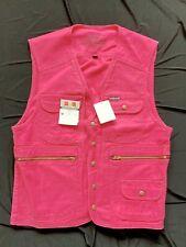 Toraichi Japanese Constrction Worker Vest pink