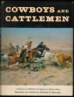 Michael S Kennedy / Cowboys and Cattlemen Roundup from MONTANA the Magazine 1st