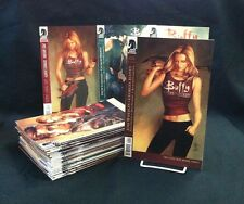 Buffy The Vampire Slayer #1-40 Season 8 Complete Full Set! Riley Willow Special