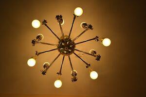 New Nautical Marine Brass Ceiling Pendant Lights Chandeliers Industrial Light
