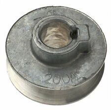 """Single V Grooved Pulley, 3/8"""""""