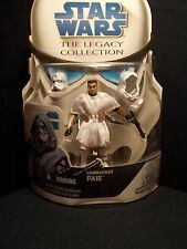 Star Wars The Legacy Collection by Hasbro Commander Faie Action Figure