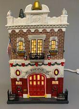 Dept. 56 Engine Company 10 *Christmas in the City* Nib #4020172 Quick Ship