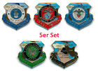 Sammlung Iraqi Freedom Irak Frieden 5er Set USA Button Badge Pin Anstecker 0780