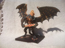 NECA BALROG PRO PAINTED LORD OF THE RINGS / HOBIT Figure / Statue - NOT SIDESHOW