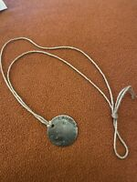 ww2 Relic ID Tag Dog Original Dig Up Tags On String Random Name Rbl Donation