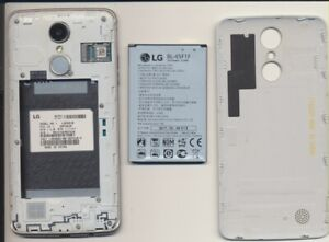LG Aristo MS210 - 16GB - Gray Smartphone - Used - Parts Only