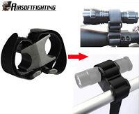 Flashlight Holder Bracket Bicycle Mount Clip for SureFire A