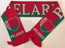 BELARUS Football Scarf NEW