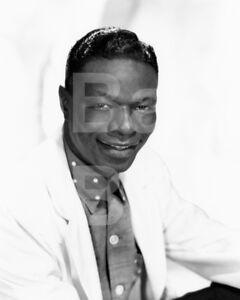 Nat King cole 10x8 Photo
