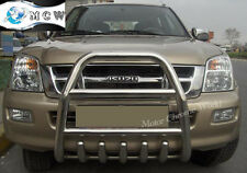 Isuzu D-max Rodeo Bull Bar Chrome Essieu Nudge A-bar 2011+ SSTEEL offre NEUF