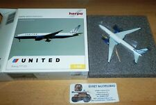 United Airlines Boeing 777-200   1:400 Herpa Wings 561020 Privatsammlung XII