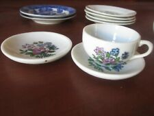 Vintage Child's Dishes - 10 pc.