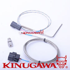 Kinugwa Exhaust Temperature Sensor & Harness 1050 ℃ DEFI TRUSTs APEXIs Greddy