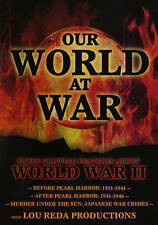 Our World at War: Three Gripping Features About World War II (DVD, 2014)