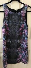 NC *FOREVER NEW*   Beautiful Floral Shift Dress Size~ 12 Sleeveless