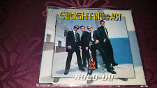 Caught in the Act/Hold On-CD MAXI