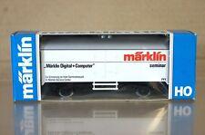K0014 MARKLIN MäRKLIN SONDERMODELL SEMINAR DIGITAL COMPUTER Kühlwagen MIB ne